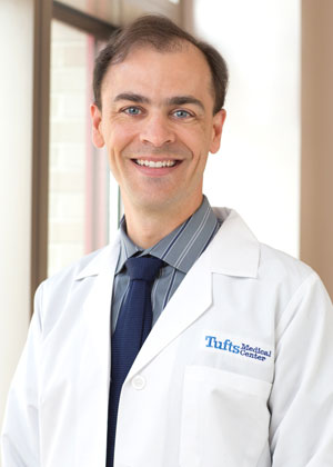 Dr. Daniel Chandler is a primary care physician in Boston at Tufts Medical Center.