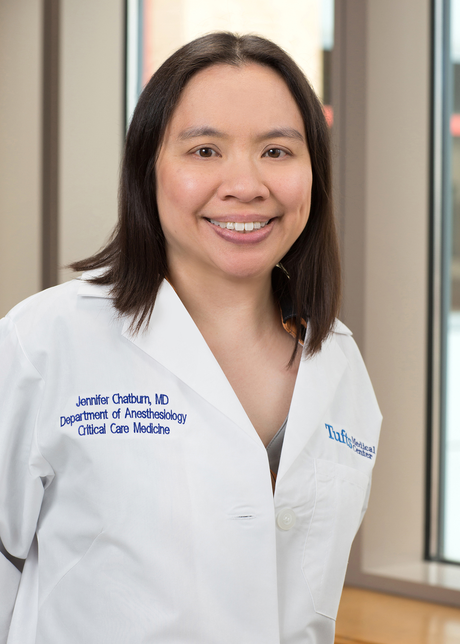 Jennifer A. Chatburn, MD