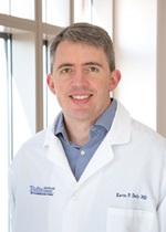 Kevin Daly, MD is an interventional radiologist at Tufts Medical Center.