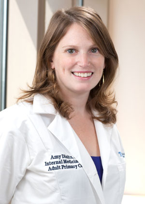 Amy  Dinitz, MD