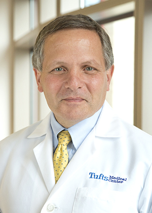 John Erban, MD is an oncologist at Tufts Medical Center.