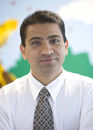 Purushottam Gholve, MD, MBMS, MRCS is an orthopedic surgeon at Floating Hospital for Children.