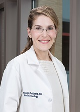 Stephanie Goldberg is a Neurologist