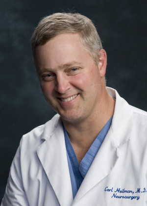 Carl Heilman, MD is a neurosurgeon at Tufts Medical Center and Floating Hospital for Children.