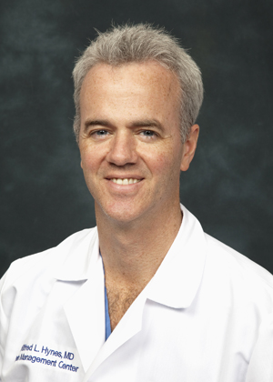 Wilfred Hynes, MD is an anesthesiologist at Tufts Medical Center.