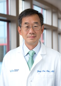 Young Bae Kim, MD is a gynecologic oncologist at Tufts Medical Center.