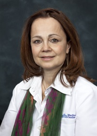 Giannoula Klement, MD is an oncologist at Floating Hospital for Children.