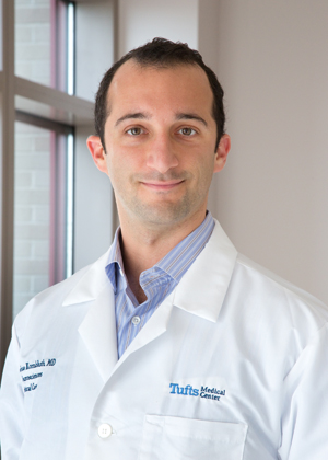 Joshua Kornbluth, MD is a neurologist at Tufts Medical Center.