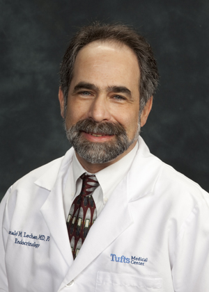 Ronald Lechan, MD, PhD is an endocrinologist at Tufts Medical Center.