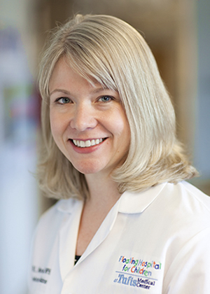 Jill Maron, MD, MPH is a neonatologist at Tufts Children's Hospital.