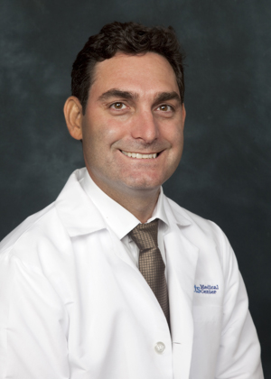 Matthew Mostofi, DO is an emergency medicine physician at Tufts Medical Center.
