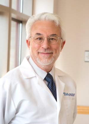 Ronald Perrone, MD is a nephrologist at Tufts Medical Center.