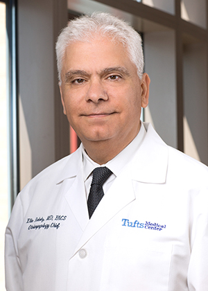 Elie E. Rebeiz, MD
