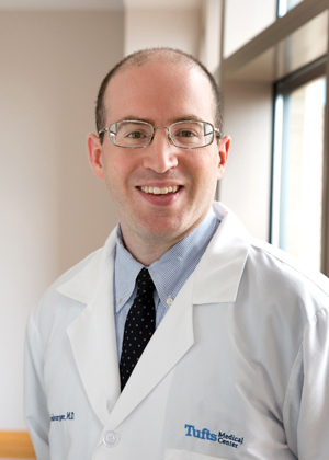 Ron I. Riesenbuger, MD is a neurosurgeon at Tufts Medical Center.