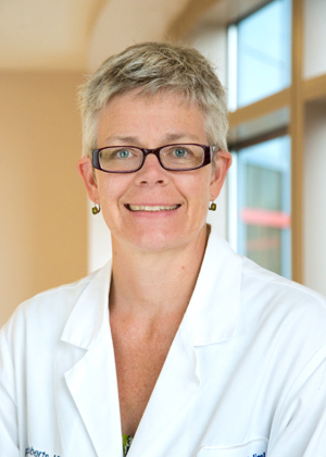 Kari Roberts, MD is a pulmonologist at Tufts Medical Center.