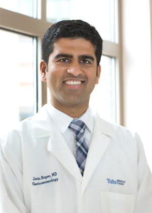 Jatin Roper, MD is a gastroenterologist at Tufts Medical Center in Boston.
