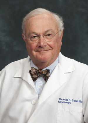 Thomas D. Sabin, MD