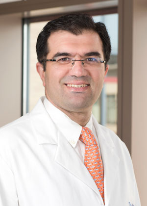 Dr. Payam Salehi is a vascular surgeon in Boston at Tufts Medical Center.