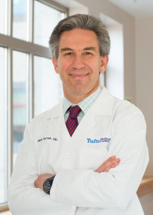 Mark Sarnak, MD is a physician at Tufts Medical Center in Boston.