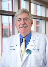 David Snydman, MD is an infectious diseases specialist at Tufts Medical Center.