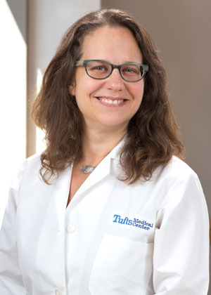 Dr. Julie Tishler is a primary care physician in Boston at Tufts Medical Center.