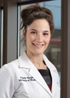 Cindy Varga, MD, an oncologist at Tufts Medical Center in Boston.