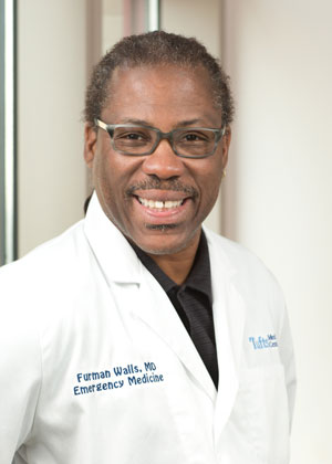 Furman  M.  Walls, MD