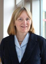 Mary Beth Williams is the executive director of patient care services at Tufts MC.
