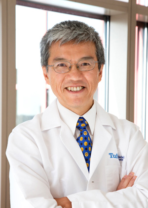 John Wong, MD is a clinical decision making specialist at Tufts Medical Center.