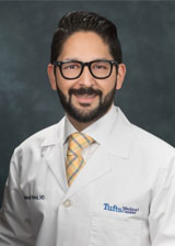 Jahangir Ahmed, MD is a nephrology fellow at Tufts MC
