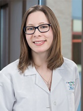 Laura Arvidson-Guzman is a Chief Resident in Pediatrics