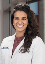 Robin Koshy, MD is an endocrinologist at Tufts MC.