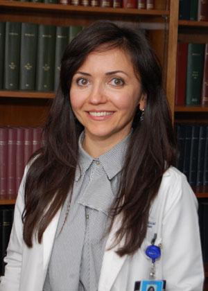 Emiliya Melkumova, MD | Tufts Medical Center