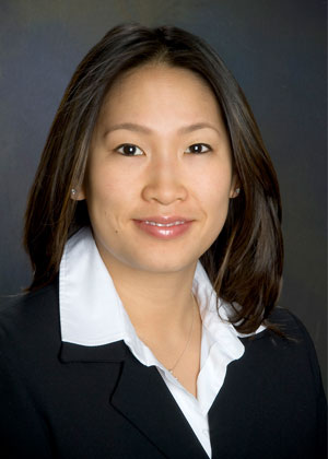 Dr. Clarissa Yang is the Chief of Dermatology