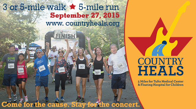 Country Heals 2015