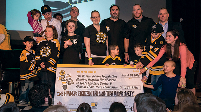 Cuts for a Cause raised more than $119,000