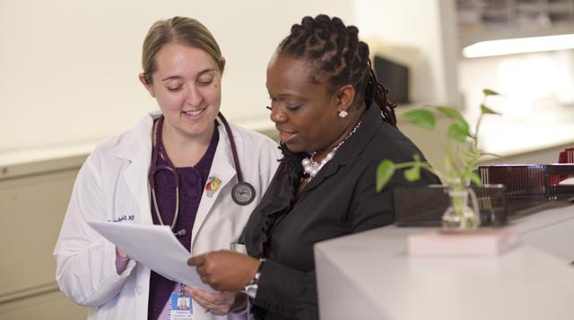 New Primary Care Office Framingham | Tufts Medical Center