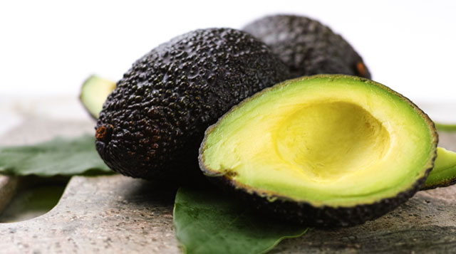 Avocado for heart healthy fats