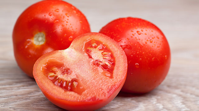 Tomatoes for potassium