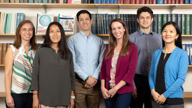 6 Research Fellows