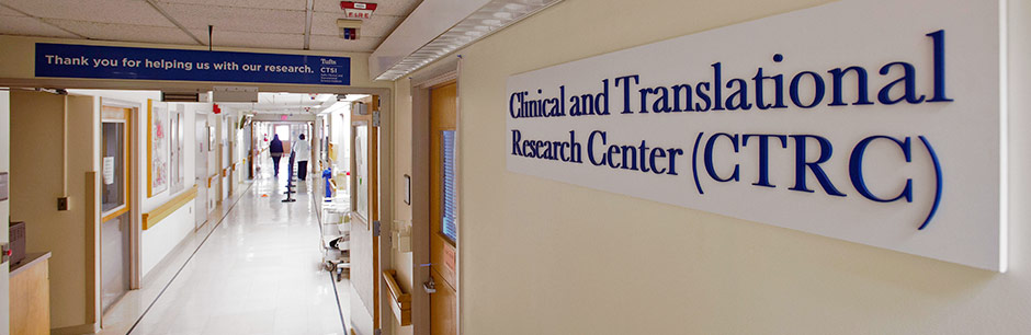 The Clinical and Translational Research Center (CTRC) at Tufts Medical Center.