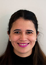 Dr. Fernanda is a post doctorate research fellow